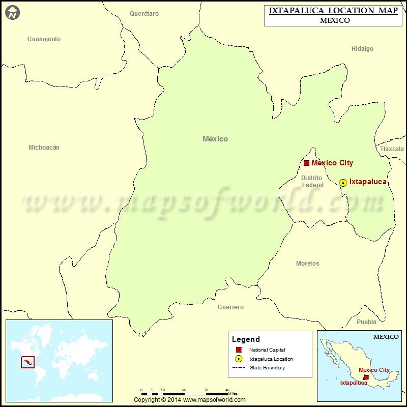 Where is Ixtapaluca