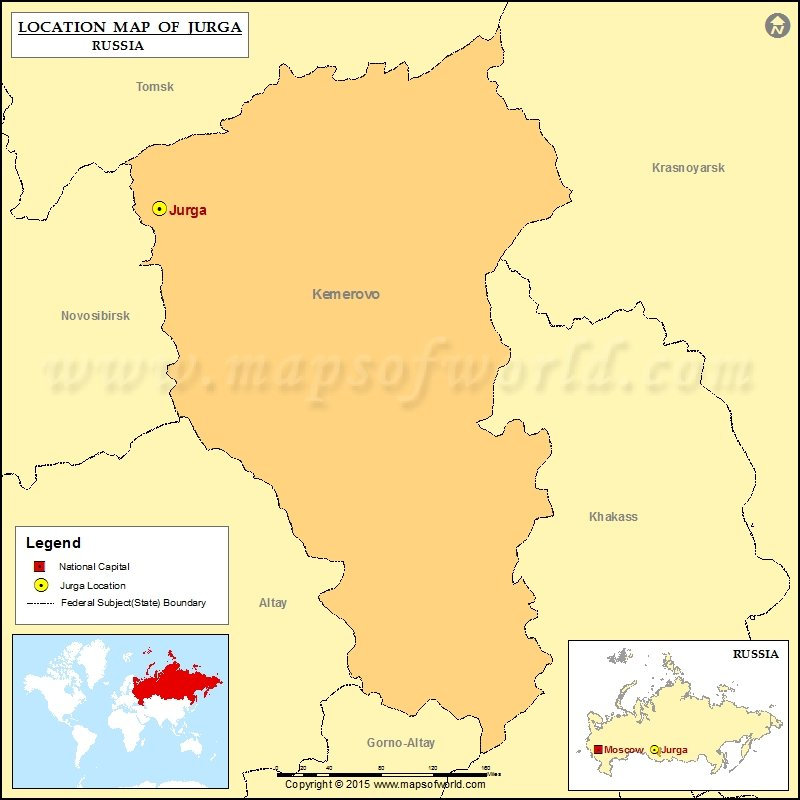 Where is Jurga