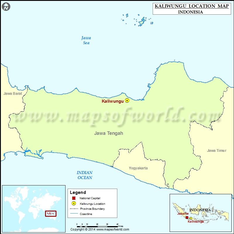Where is Kaliwungu