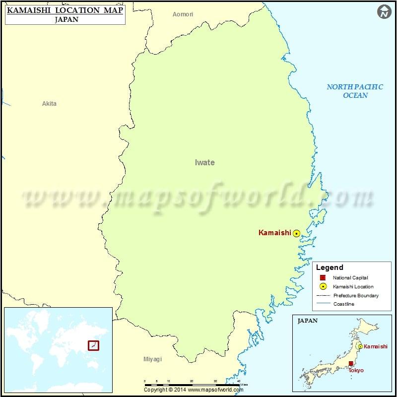Where is Kamaishi