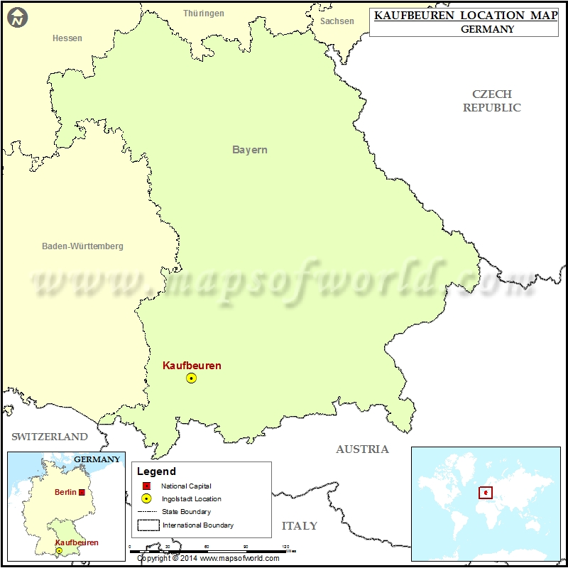 Where is Kaufbeuren