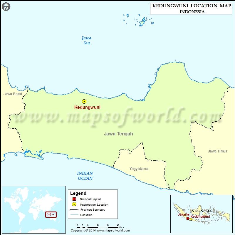 Where is Kedungwuni