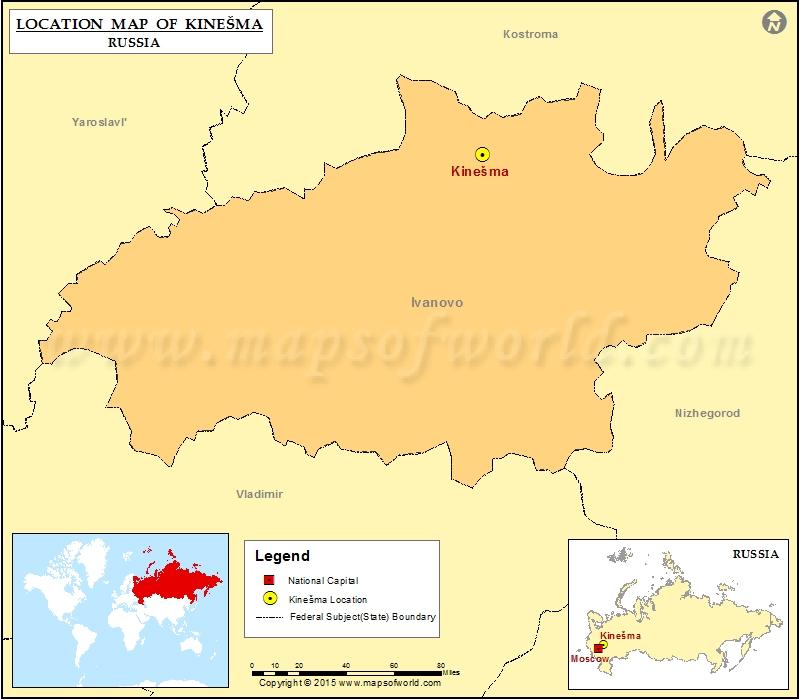 Where is Kinesma