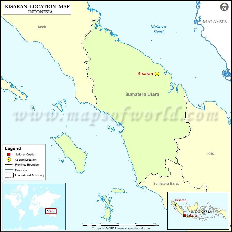 Where is Kisaran
