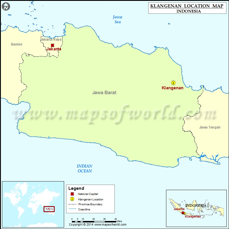 Where is Klangenan