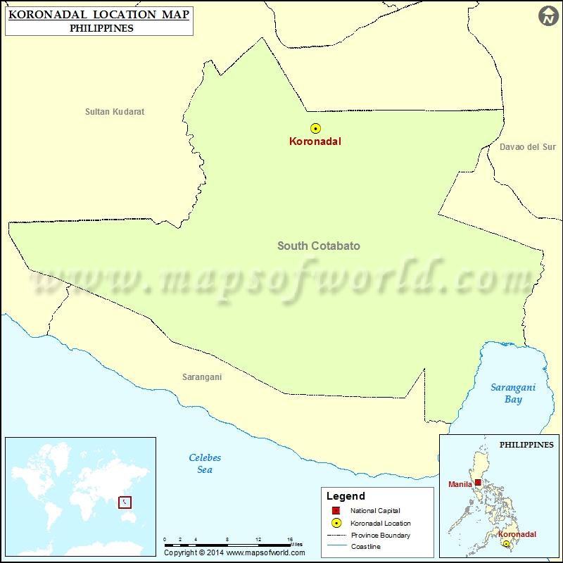 Where is Koronadal