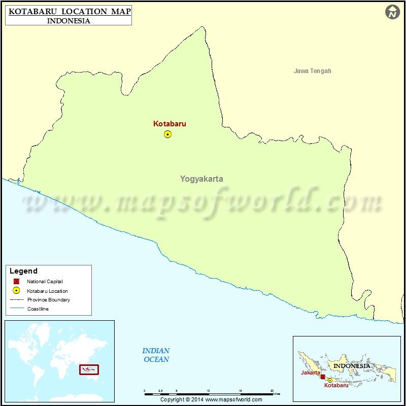 Where is Kotabaru