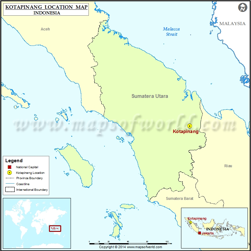 Where is Kotapinang
