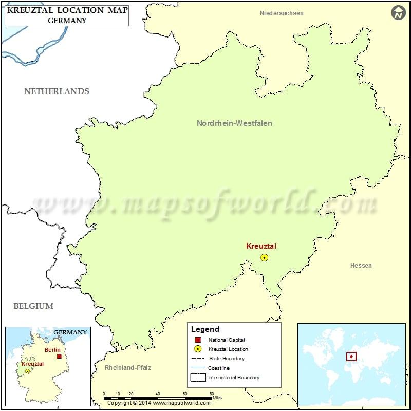 Where is Kreuztal