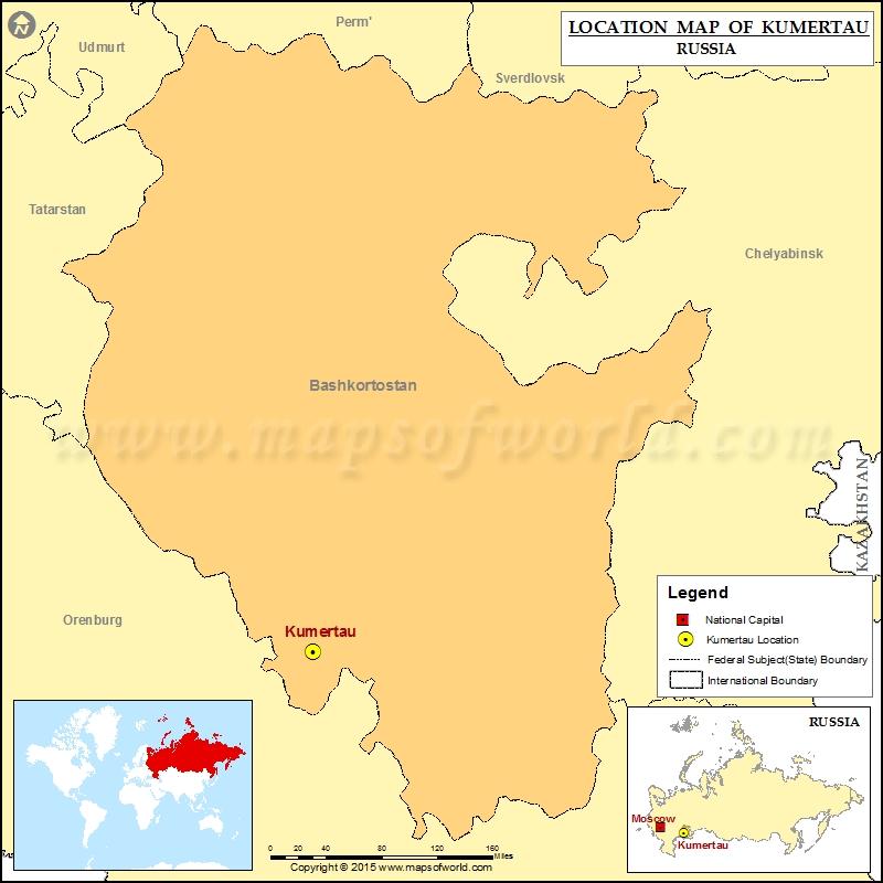 Where is Kumertau
