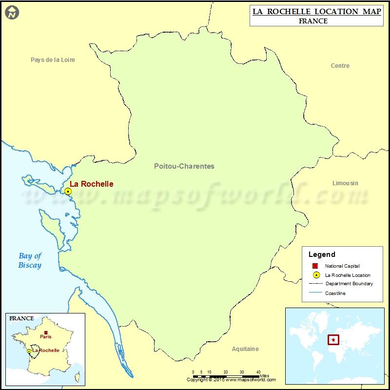 Where is La Rochelle
