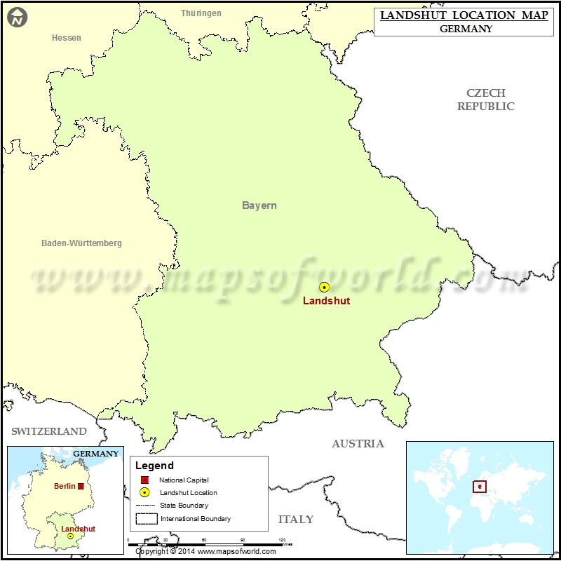 Where is Landshut