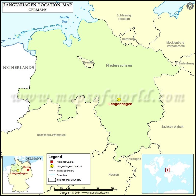 Where is Langenhagen