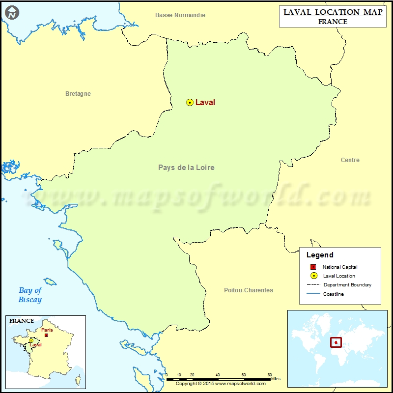 Where is Laval