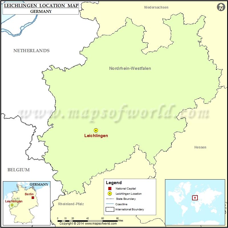 Where is Leichlingen