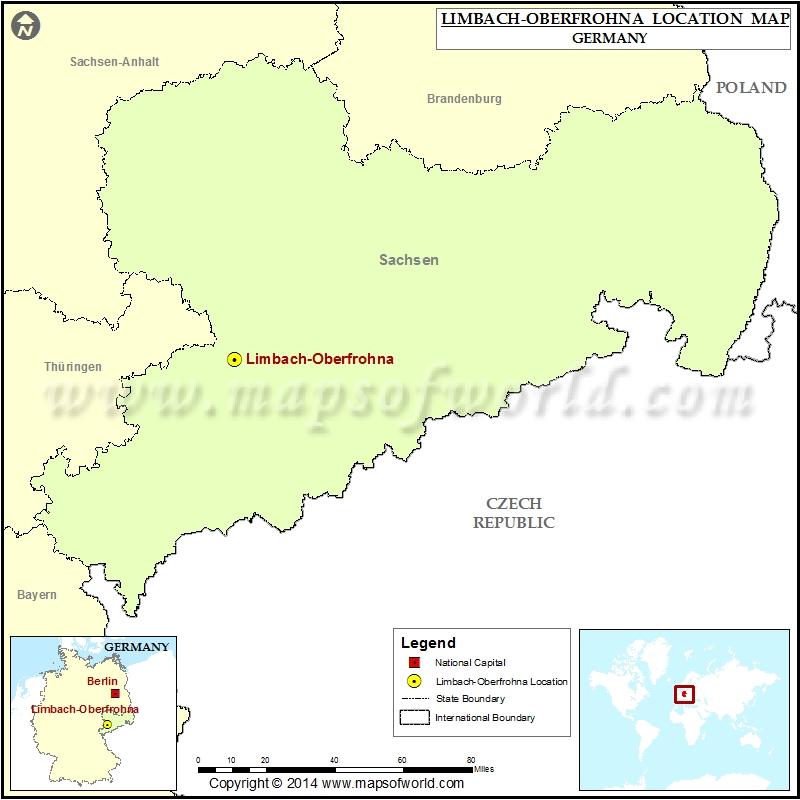 Where is Limbach Oberfrohna