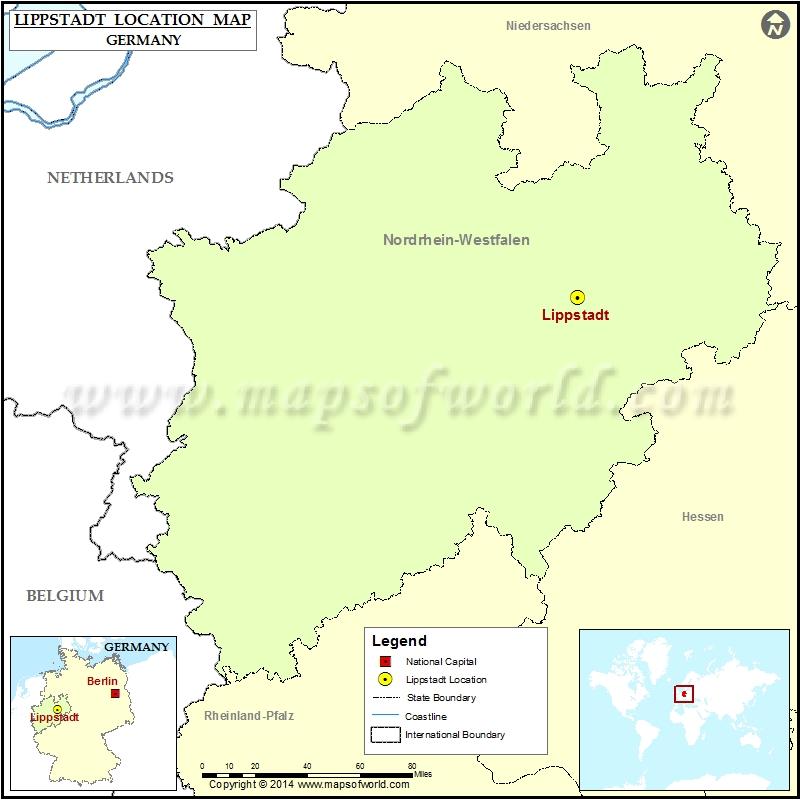 Where is Lippstadt
