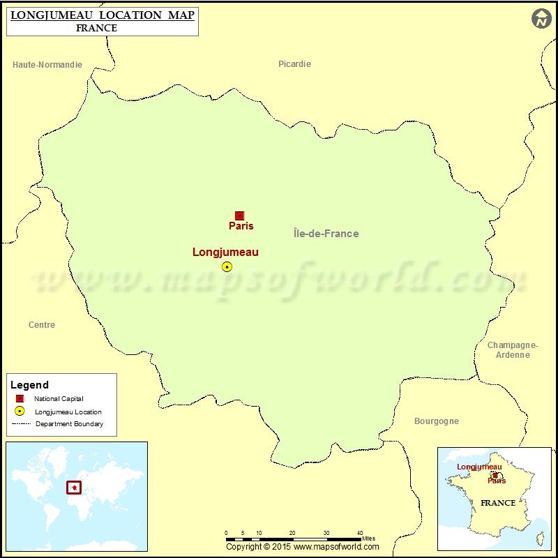 Where is Longjumeau