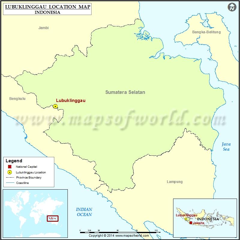 Where is Lubuklinggau