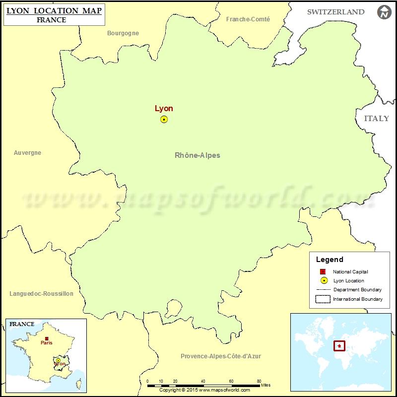 Where is Lyon