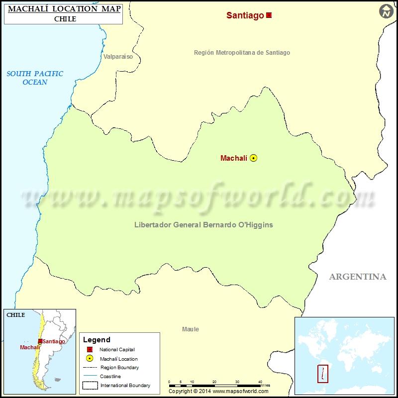 Where is Machali