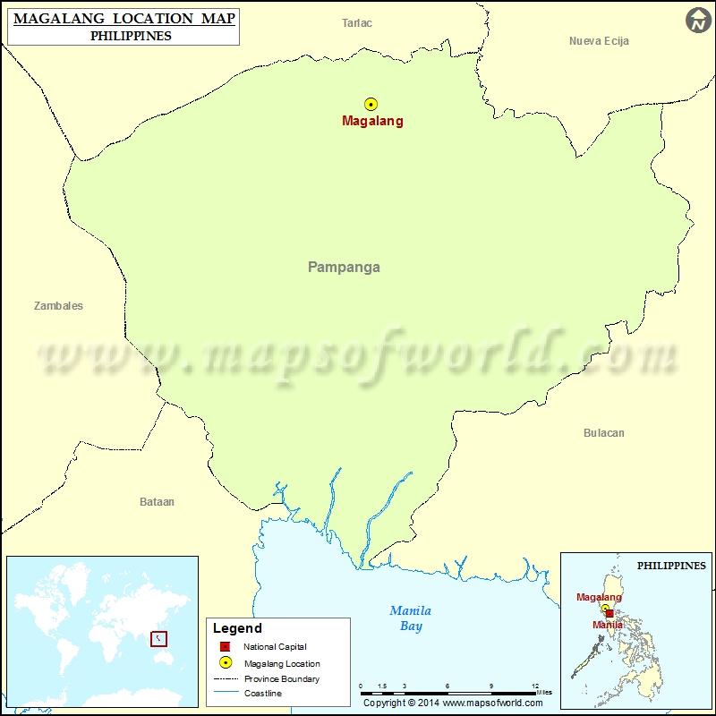 Where is Magalang