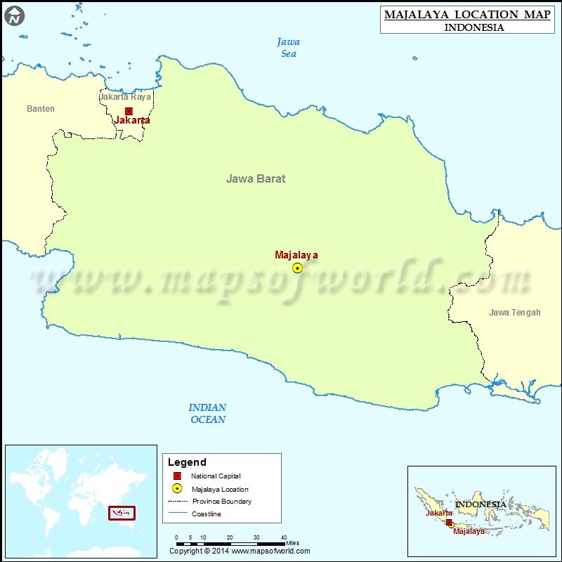 Where is Majalaya