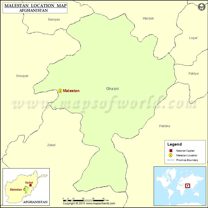 Where is Malestan