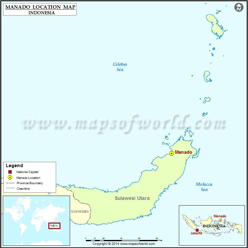 Where is Manado