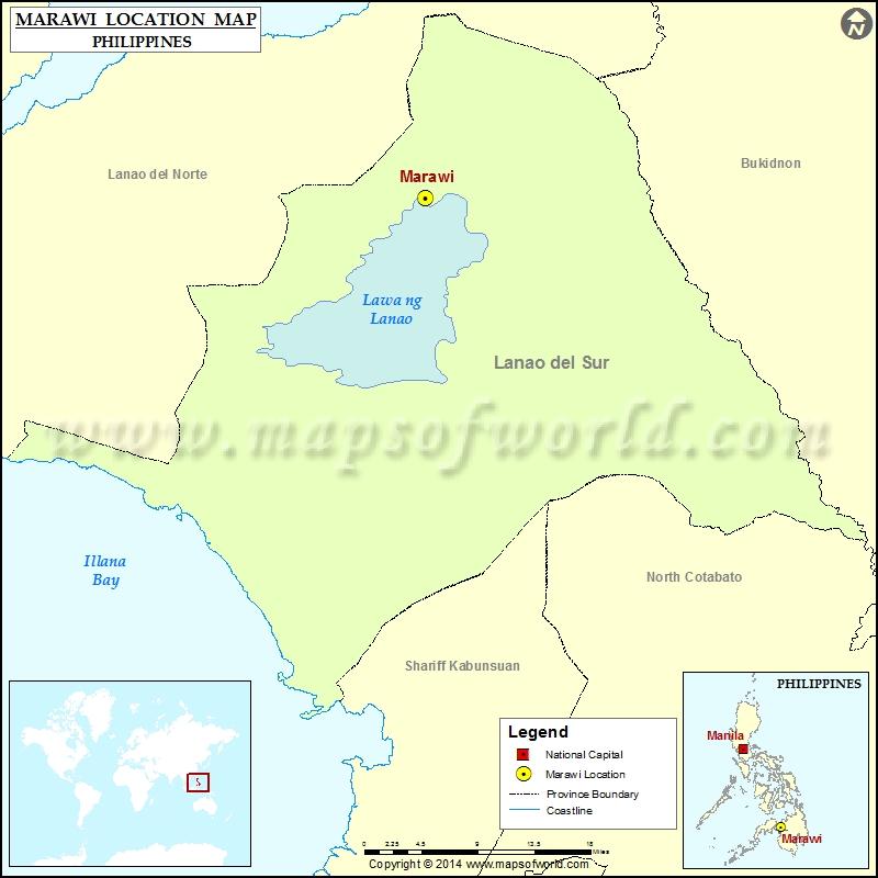 Where is Marawi