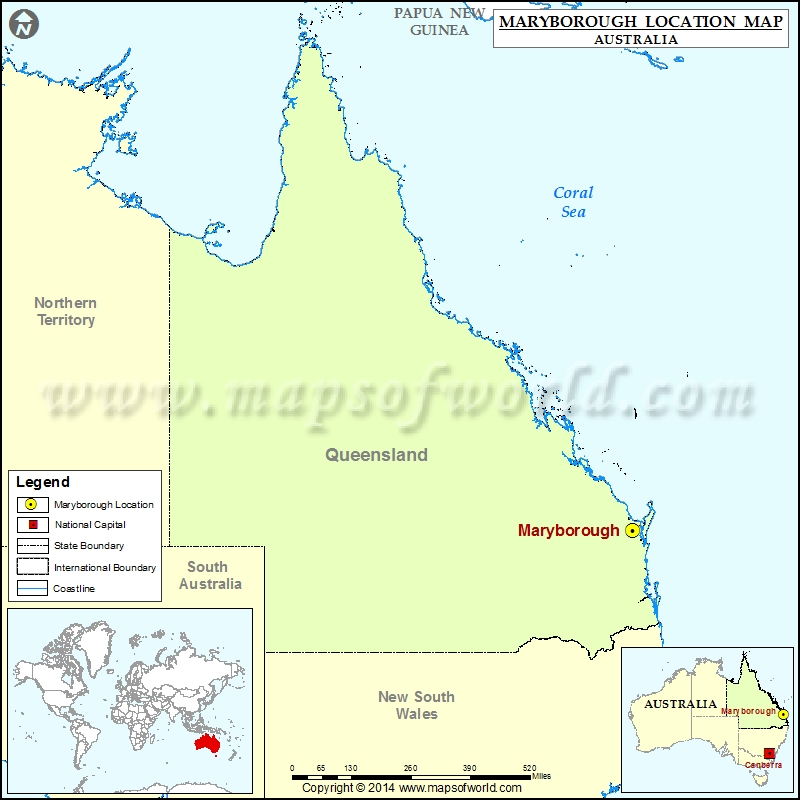 Where is Maryborough