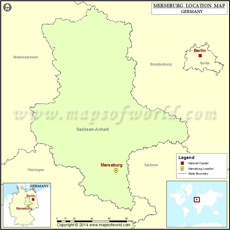 Where is Merseburg