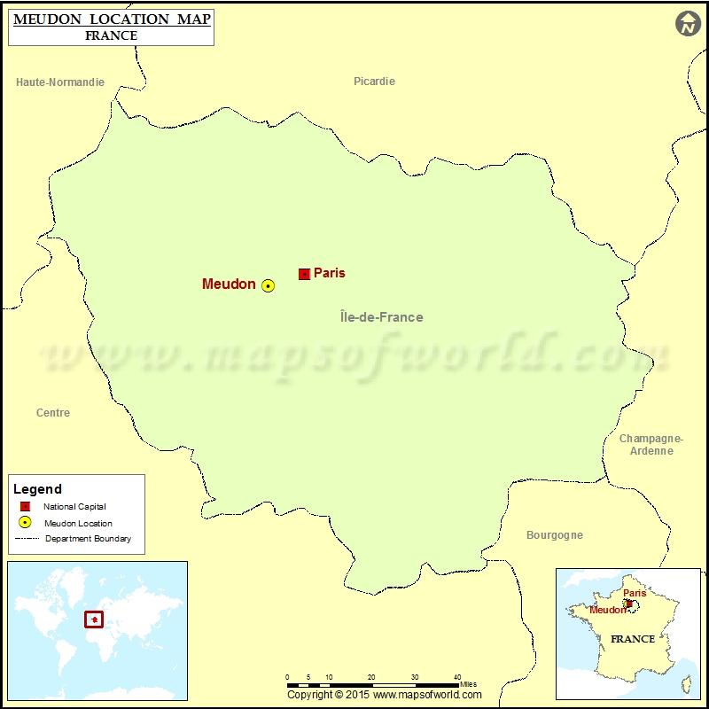 Where is Meudon