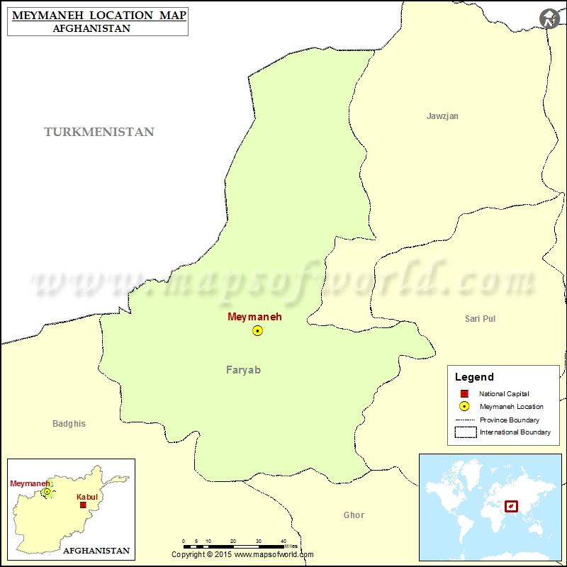 Where is Meymaneh