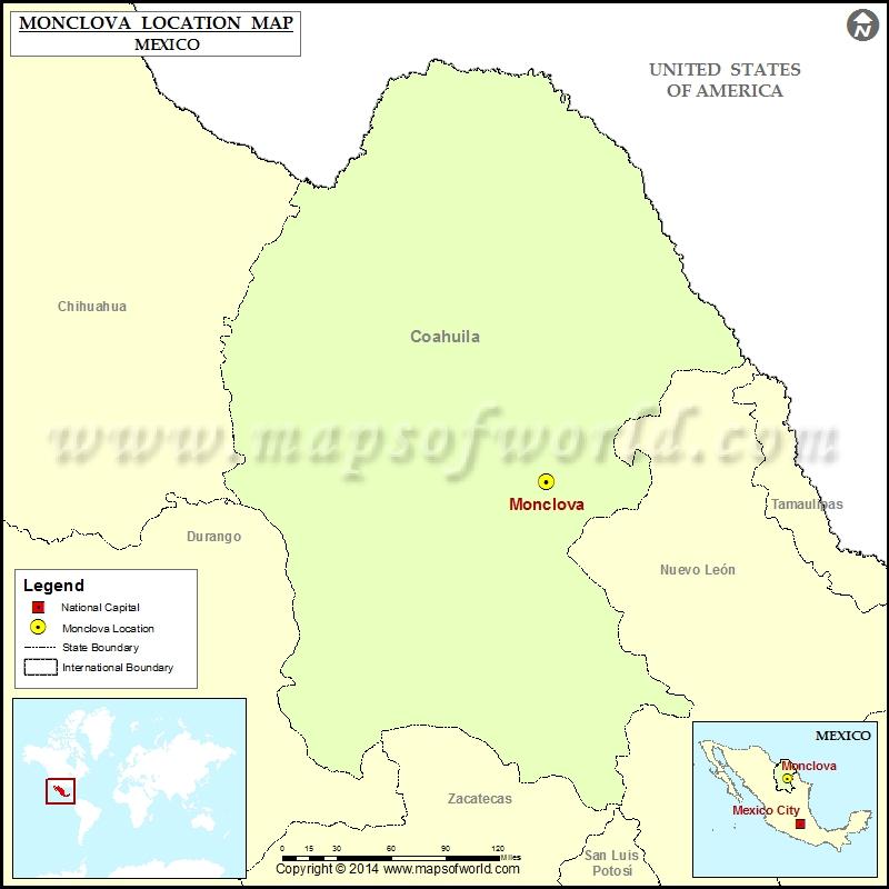 Where is Monclova