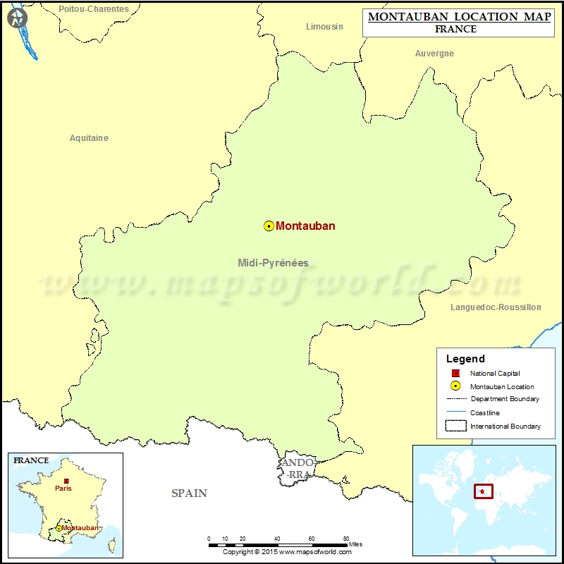Where is Montauban