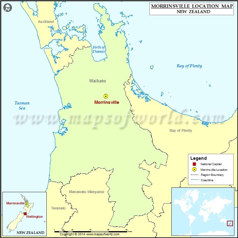 South Sandwich Islands World Map