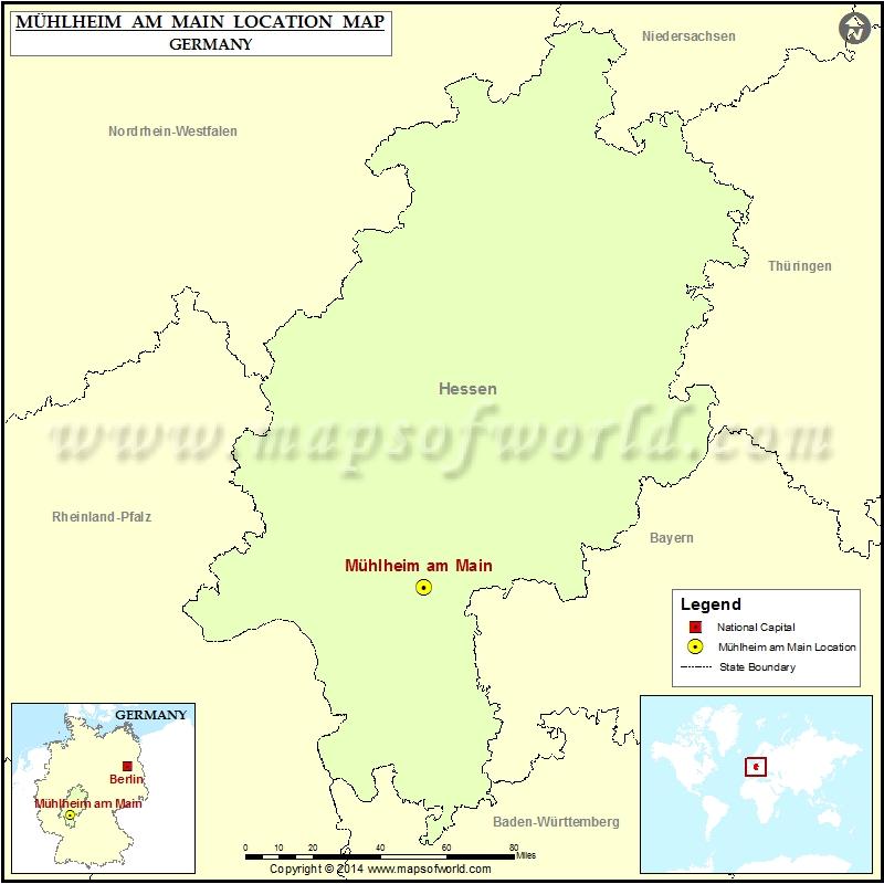 Where is Muhlheim am Main