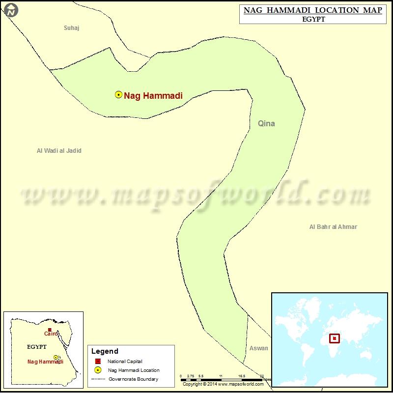 Where is Nag Hammadi