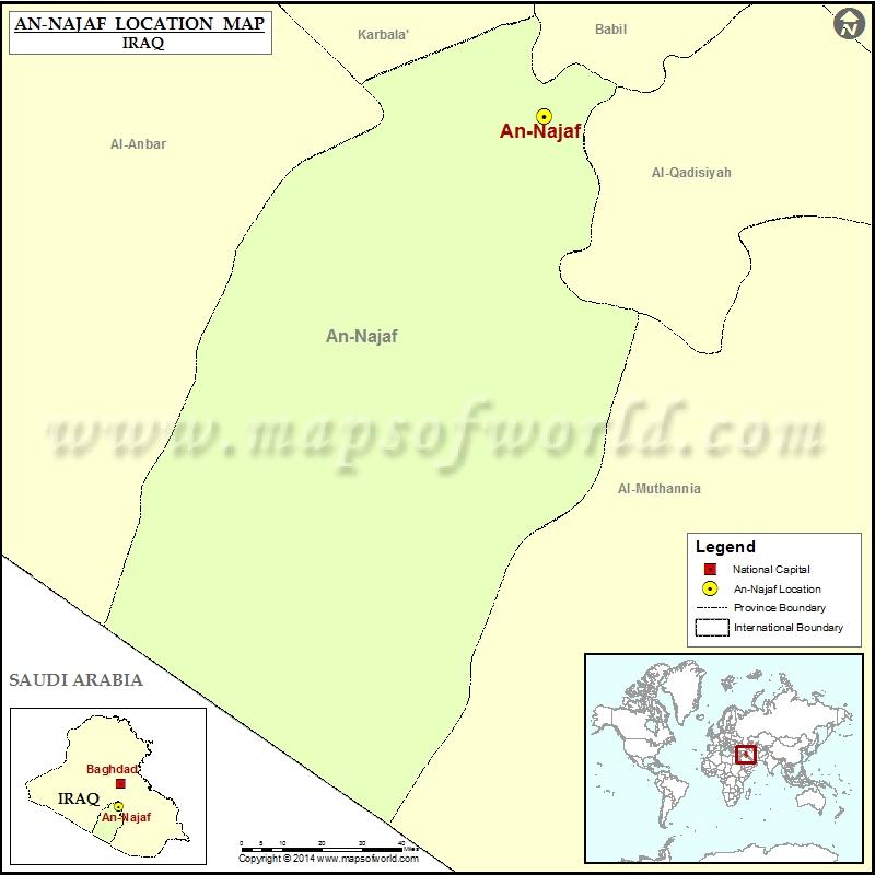 Where is Najaf