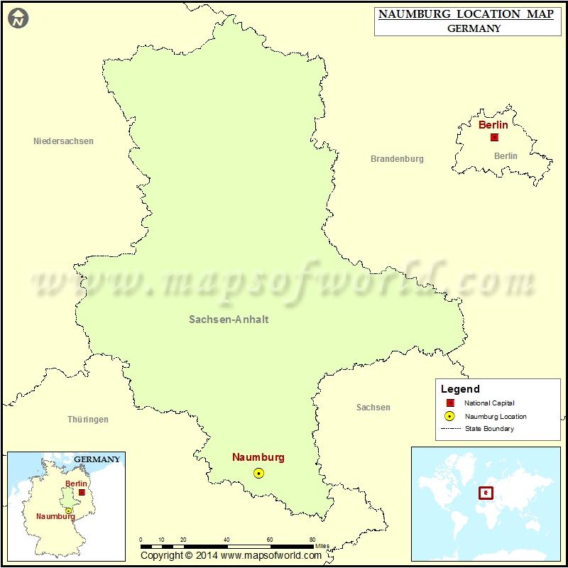 Where is Naumburg