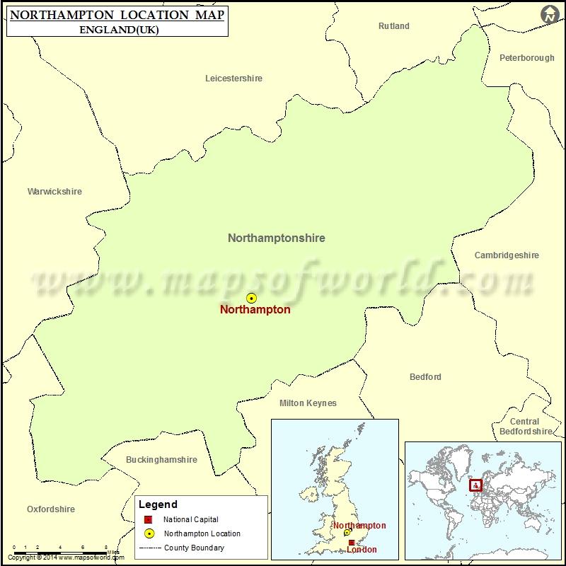 Where is Northampton