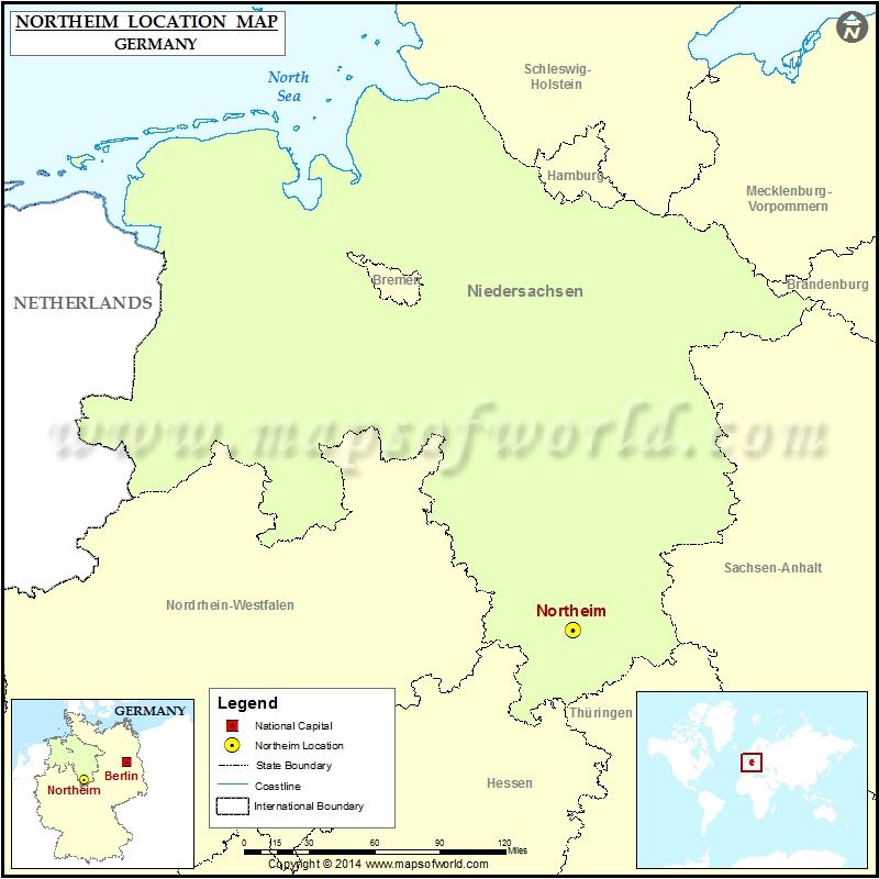 Where is Northeim