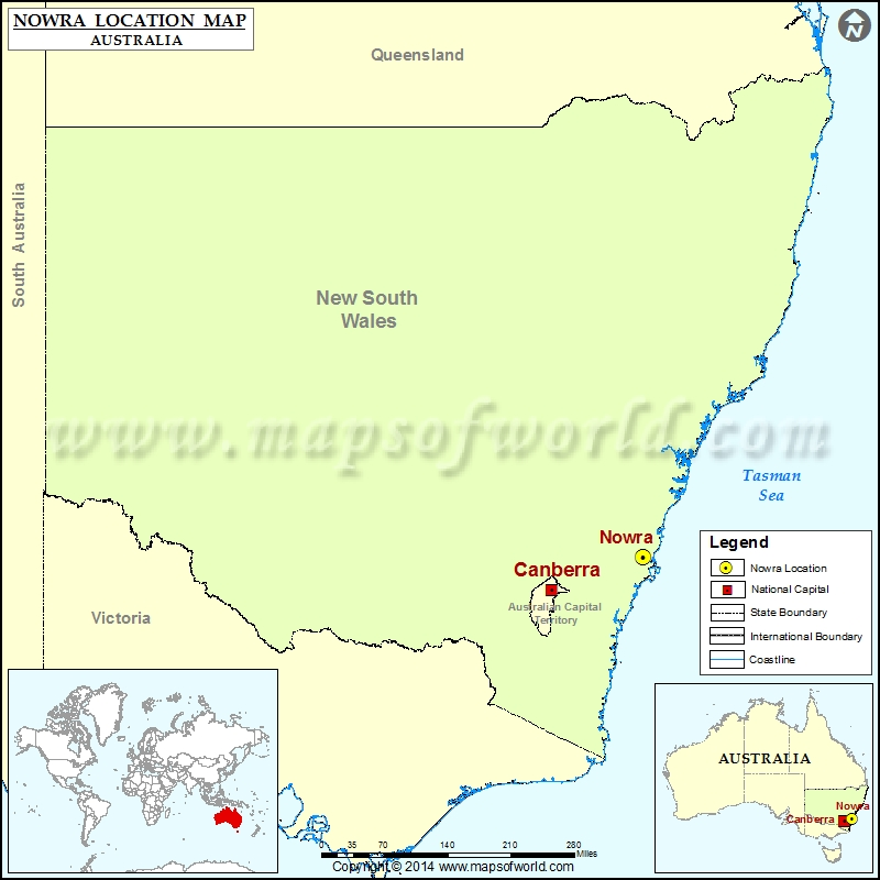 Where is Nowra