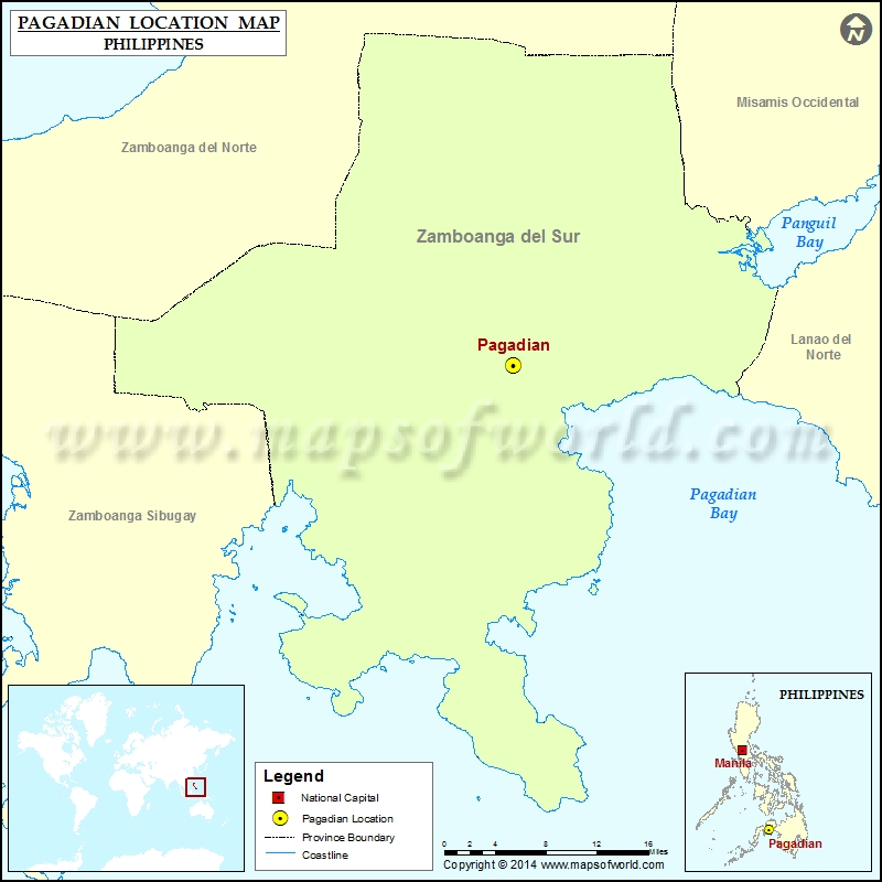 Where is Pagadian