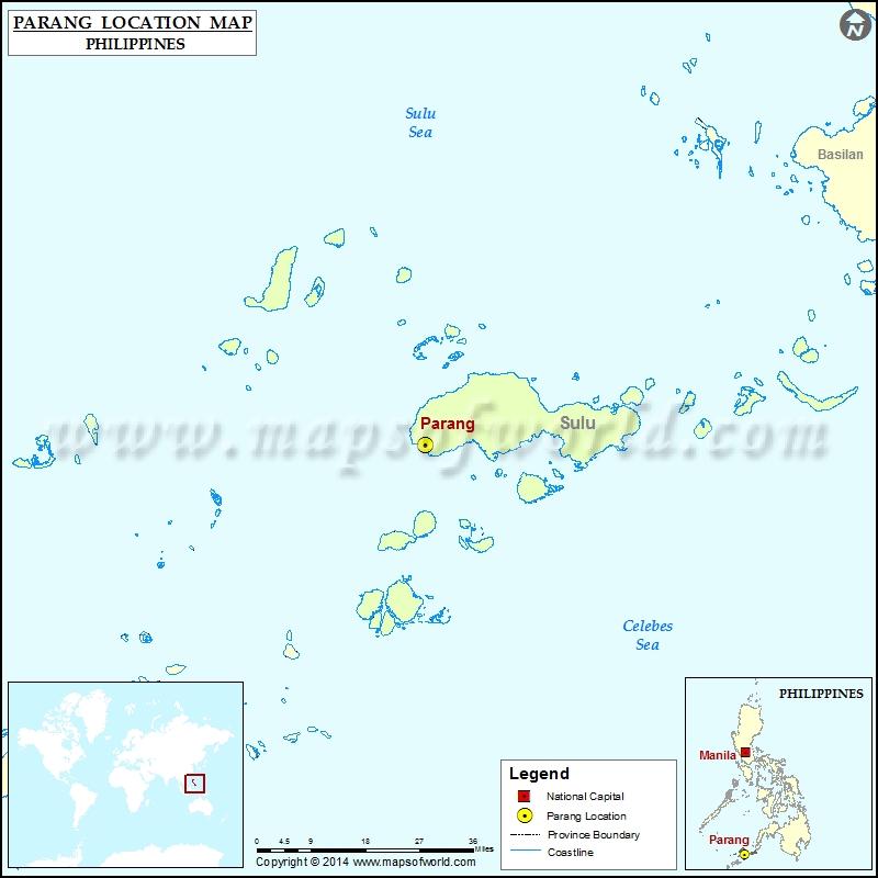 Where is Parang