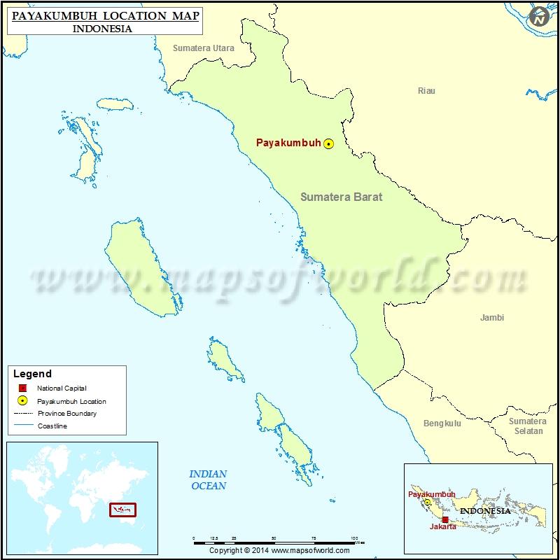 Where is Payakumbuh