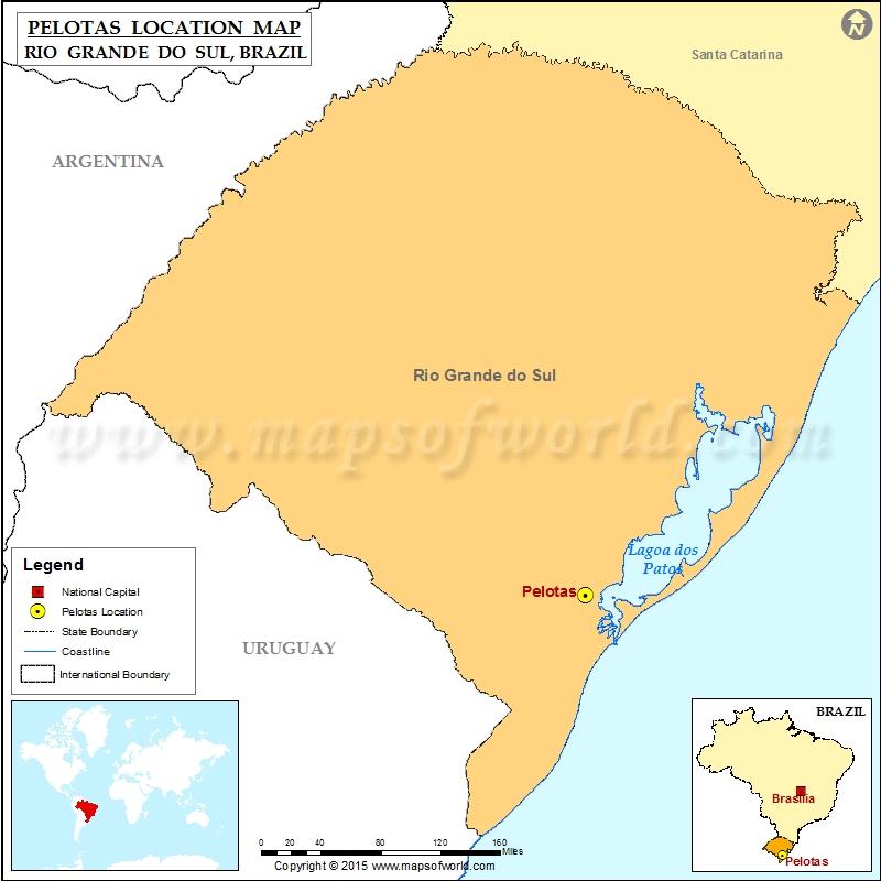 Where is Pelotas