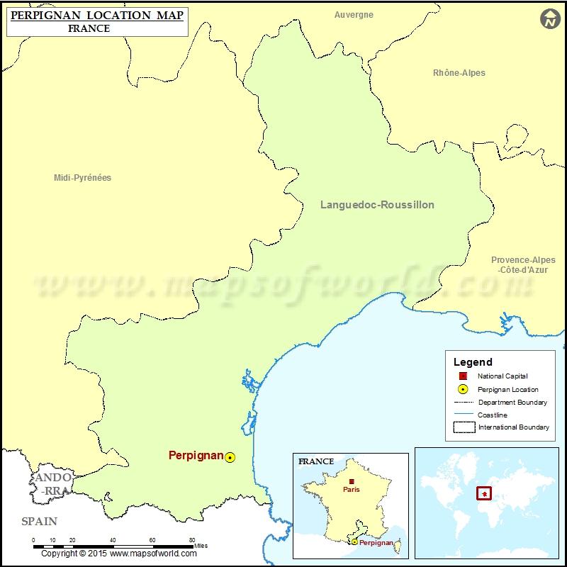 Where is Perpignan