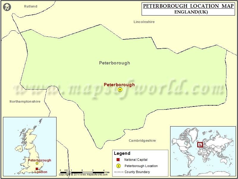 Where is Peterborough